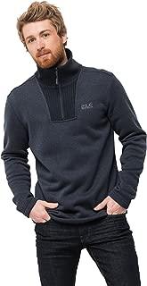 jack wolfskin fleece sweater