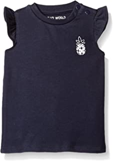 Baby Girls' Short Sleeve Top