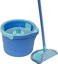 Spontex Aqua Revolution System Microfibre Spin Mop & Bucket