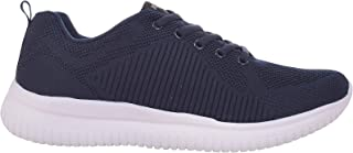 Lambretta Mens Escape Casual Sports Lace Up Trainers Sneakers Shoes