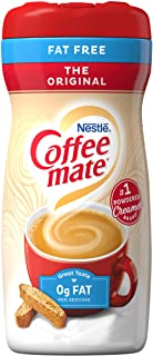Nestle Coffee Mate Fat Free Coffee Creamer - 453g