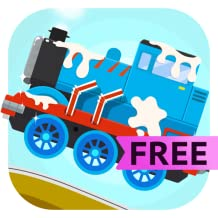 Train Driver - Simulator & Driving games for Kids