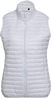 2786 Womens/Ladies Tribe Fineline Padded Gilet/Bodywarmer
