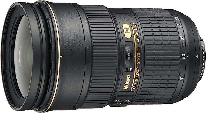 Nikon Af S 24 70mm 2 8g Ed Elektronik