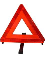 エマーソン 三角停止表示板TS(国家公安委員会認定品) EM-351 昼夜間兼用型