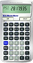 $41 » Calculated Industries 8025 Ultra Measure Master Professional Grade U.S. Standard to Metric Conversion Calculator Tool for ...