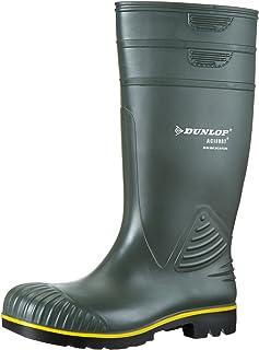 Dunlop B440631 Acifort KNIE, Stivali di Gomma Unisex-Adulto
