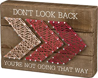 Primitives By Kathy, String Art - Dont Look Back