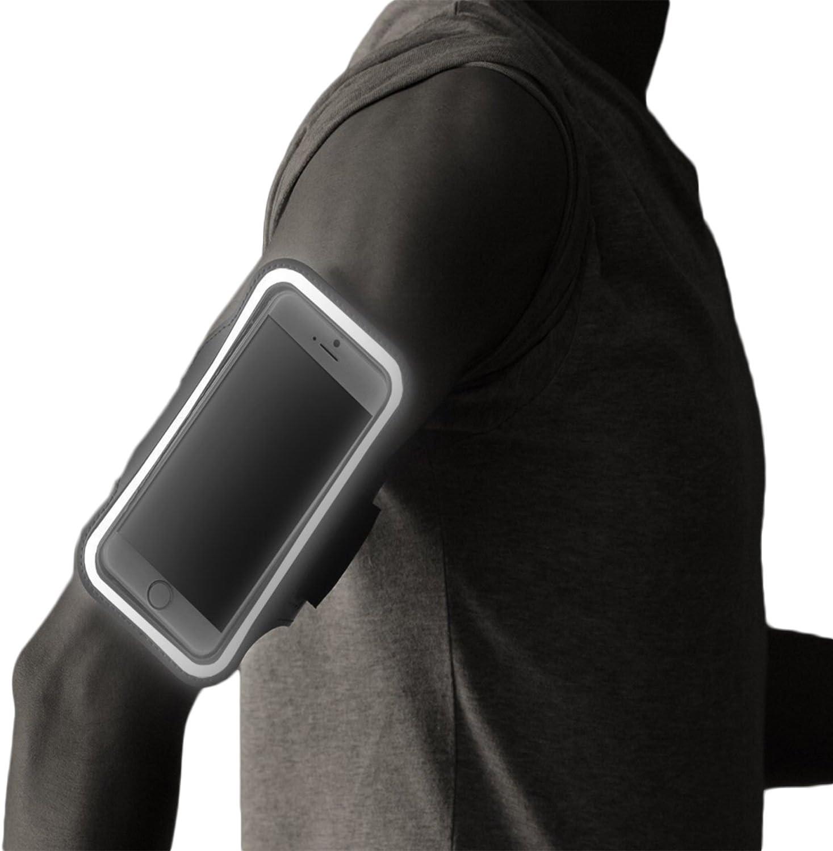 Armband de Tel/éfono para Correr RevereSport Brazalete Deportivo Samsung Galaxy S20 Funda Caso de Ejercicio Ciclismo