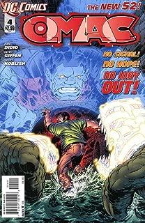 O.M.A.C. (3rd Series) #4 VF/NM ; DC comic book