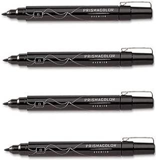 Prismacolor Premier Brush Tip Marker, Black