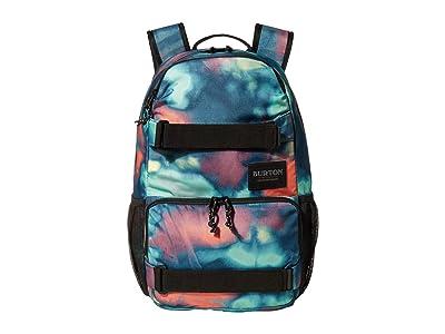 Burton Treble Yell Pack (Aura Dye) Backpack Bags