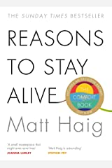Reasons to Stay Alive Kindle Edition