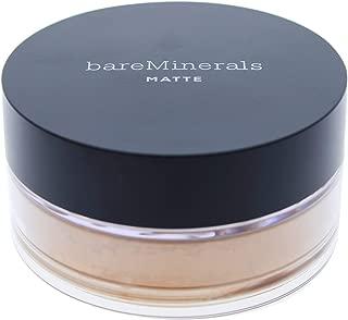 BareMinerals Matte Foundation SPF 15-21 Neutral Tan for Women - 0.21 oz