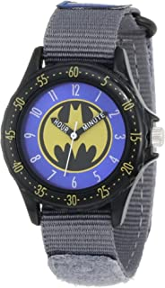 Batman Kids' BAT5039 Batman Time Teacher Watch