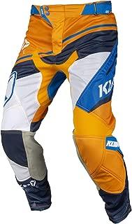 KLIM XC Lite Pant 38 Orange - Blue