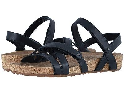 Walking Cradles Pool (Black Soft Atanado) Women