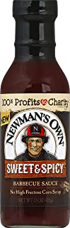 Newman's Own Sweet & Spicy BBQ Sauce 15oz