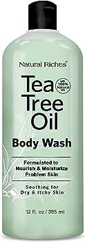 Botanic Hearth Tea Tree Body Wash