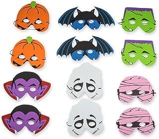 Best bulk halloween masks Reviews