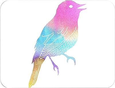 Bonamaison Tapis de Bain, Polyester, Multicolore, 70X40 Cm
