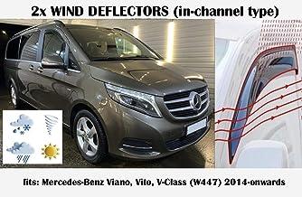 Climair Windabweiser Mercedes V-Klasse Vito Marco Polo ab 2014