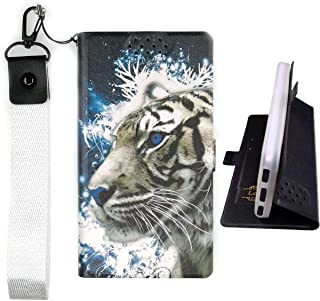 Lovewlb Case for Grid Communications (Sg) Gs6100 Cover Flip PU Leather + Silicone case Fixed LH