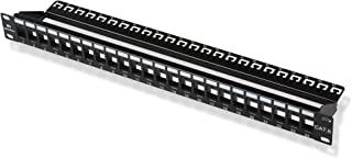 Best keystone patch panel with strain relief Reviews