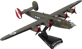 "Daron Worldwide Trading Stamp B-24J Liberator ""Witchcraft"" Jet"