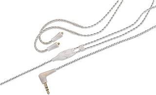 Westone ウェストン EPIC編み込みケーブル クリア MMCXコネクタ 耳かけ式 132cm(52インチ) 78563