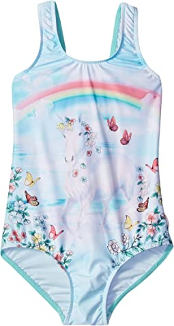 Mystical Garden Unicorn Tank One-Piece (Infant/Toddler/Little Kids)