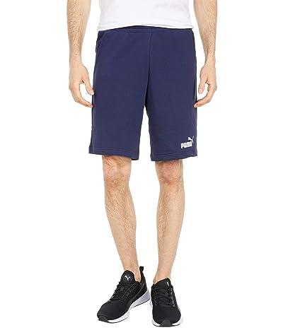PUMA Essential 10 Shorts (Peacoat) Men