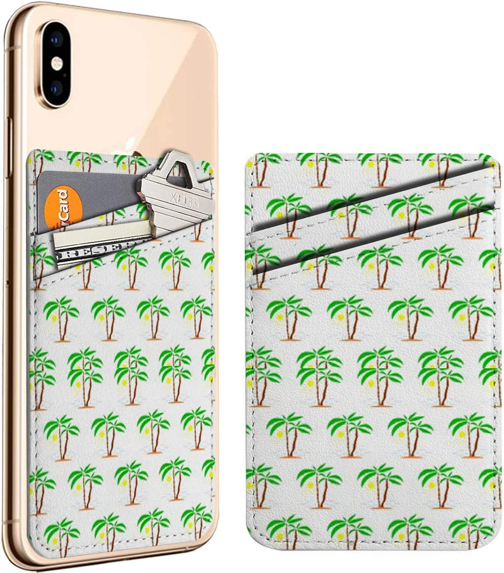 Palms Sun Single Cell Phone 35% OFF Stick Leather Ho Card On ID Max 90% OFF Credit