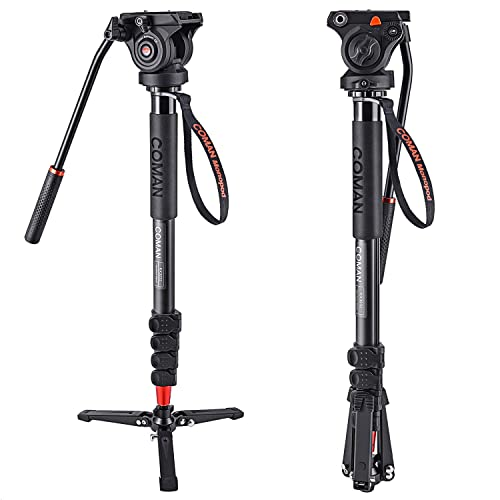 "62/"" camera DV tripod Monopods Lightweight Portable WT1003 aluminium alloy"