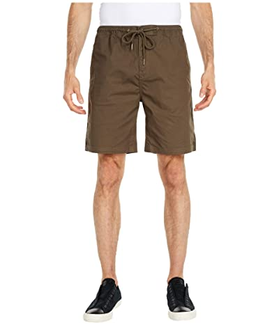 Prana Bay Ridge Shorts (Slate Green) Men