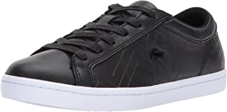Lacoste Womens Straightset Lace 417 1 Sneakers
