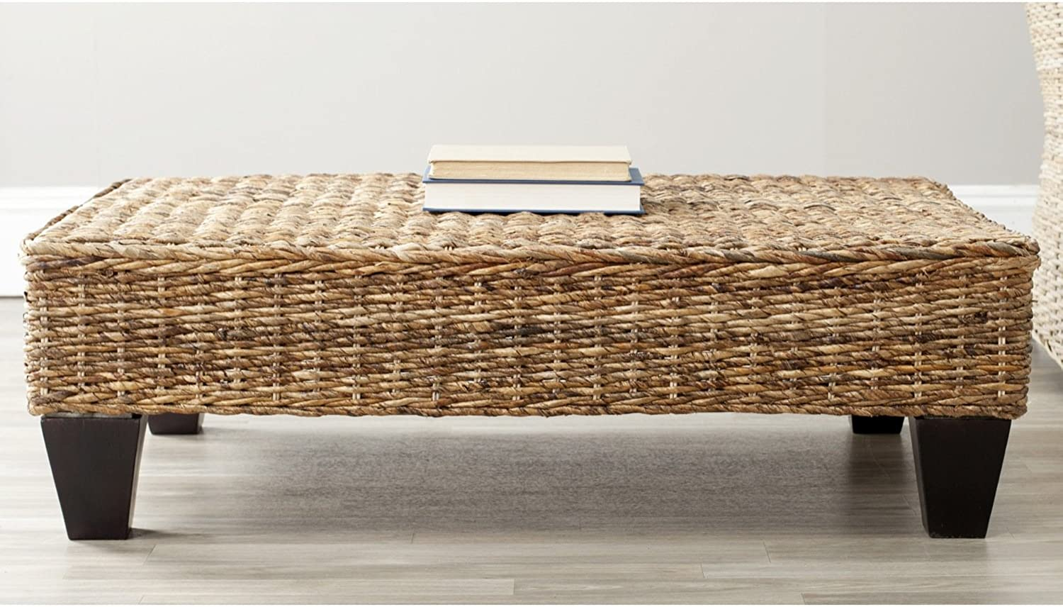 Safavieh Home Collection Leary Natural Bench