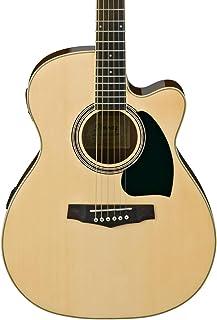 Ibanez アイバニーズ PC15ECENT Performance Grand Concert エレアコ Natural アコースティックギター アコギ ギター (並行輸入)