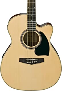 Ibanez PC15ECENT Performance Grand Concert Acoustic-Electric Guitar Natural