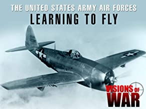 USAAF - Learning to Fly