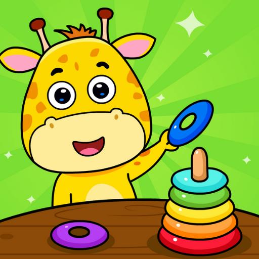 Puzzles y Juegos para Niños - Aprendizaje preescolar