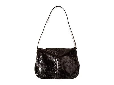 Hobo Arlo (Black) Shoulder Handbags