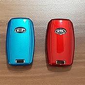 Ck Kia Keyless Abs Auto Schlüssel Hülle Key Cover Case Elektronik