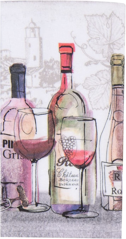 Kay Dee Designs Choice Wine Terry Towel, Various