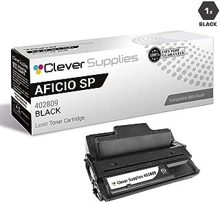 CS Compatible Toner Cartridge Replacement for Ricoh Aficio SP 4100N 402809 Black
