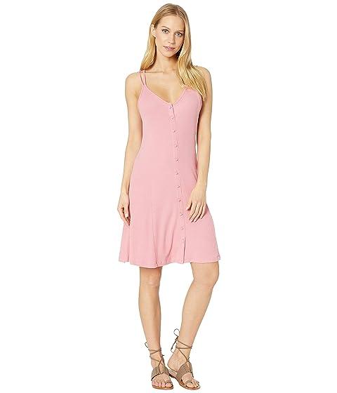 8e21f2e17a4 Roxy People Craziness Ribbed Dress at Zappos.com