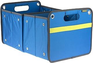 meori Outdoor Foldable Storage Box Weatherproof and Adjustable (15 Liter / 4 Gallon or 30 Liter / 8 Gallon) in Mediterrane...