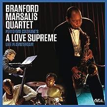 Coltrane's A Love Supreme Live in Amsterdam
