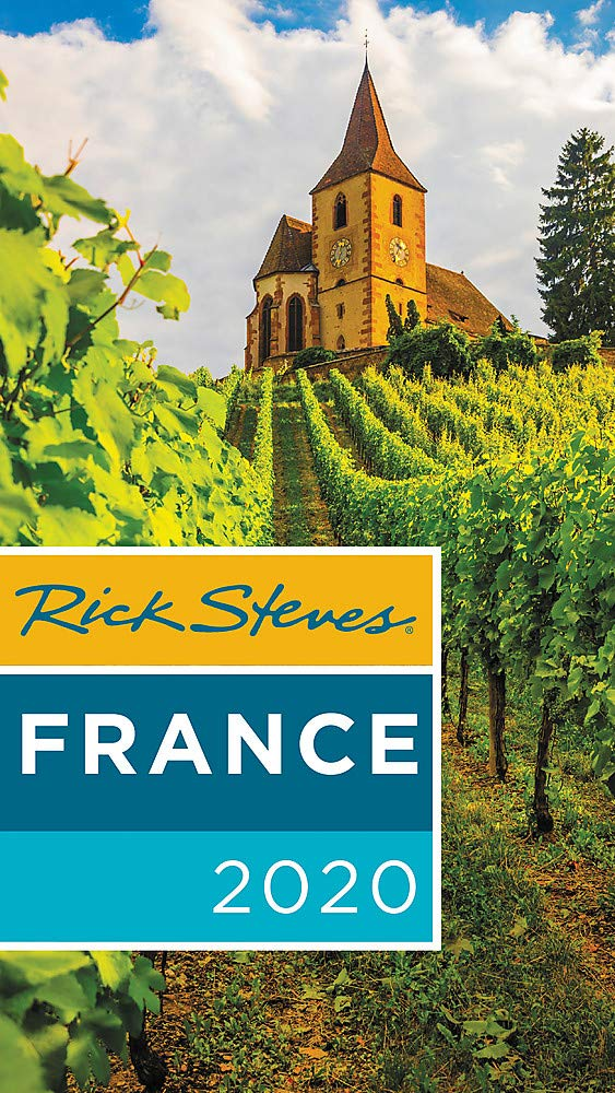 Image OfRick Steves France 2020
