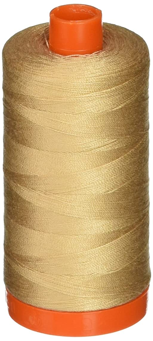 Aurifil A1050-2314 Mako Cotton Thread Solid 50WT 1422Yds Beige